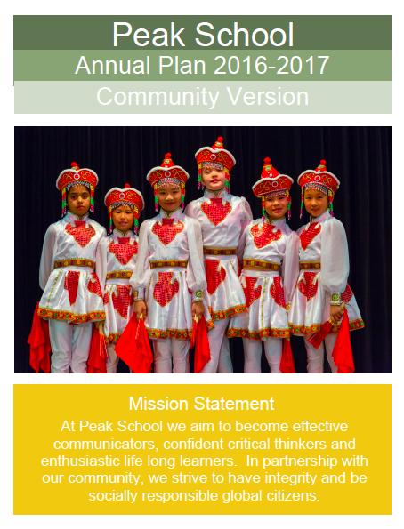 Annual Plan - Community Version